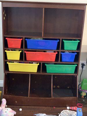Kid Toy Storage & Bookshelf for Sale in La Presa, CA