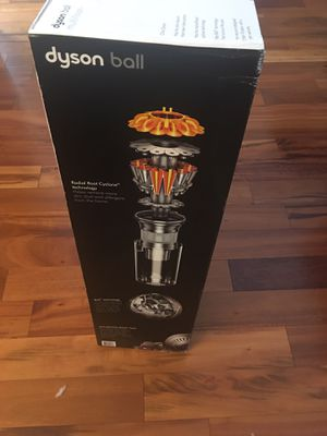 Dyson Small Ball Multi Floor+ Upright Vacuum Cleaner, Yellow for Sale in Fort Lauderdale, FL
