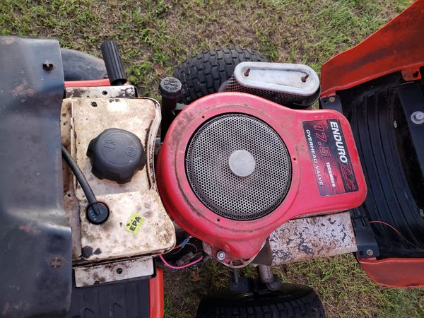 Ariens Lawn Tractor ( NEED BATTERY & BLADE WIRE) SOLD AS IS