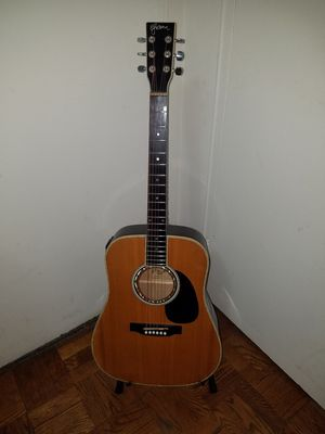 AMERICAN LEGACY ESTEBAN ACOUSTIC/ELECTRIC GUITAR AL-100 for Sale in Queens, NY