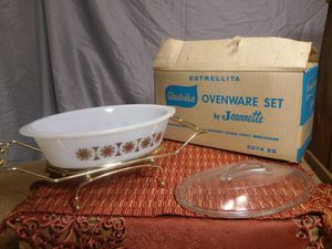 Ovenware set - Glassbake for Sale in Proctor, MN