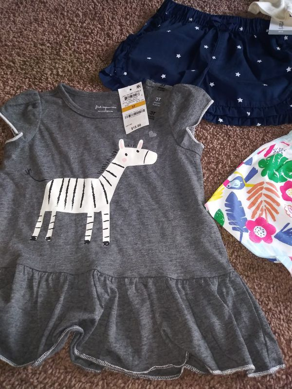 Girl clothes 3 monthes to7 years