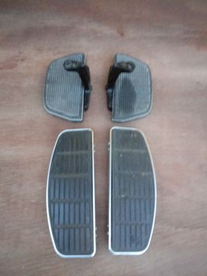 Harley Davidson 1998-2013 front and rear touring floorboards for Sale in Gardena, CA