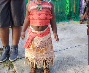 Moana Outfit.. for Sale in Boynton Beach, FL