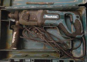 Makita rotary drill for Sale in Everett, WA