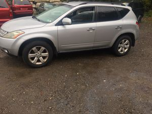 07 Nissan Murano Awd for Sale in Pittsburgh, PA
