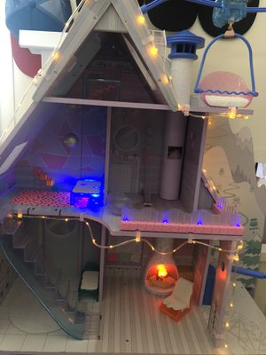 LOL winter Chill Chalet dollhouse for Sale in Irvine, CA