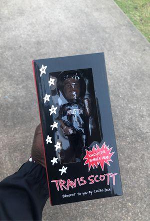 Travis Scott bobble head for Sale in Houston, TX