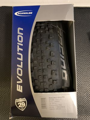 Schwalbe racing Ralph mountain bike tire 29x2.25 for Sale in Los Angeles, CA