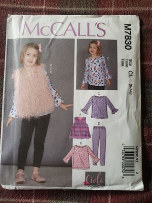 McCall's M7830 children's Sewing Pattern for Sale in Sanford, FL