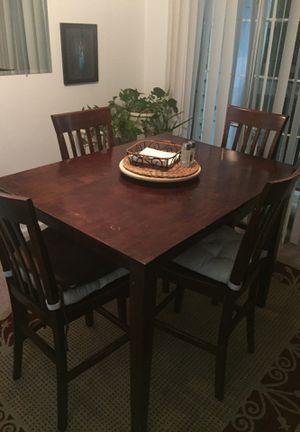 Wood kitchen table for Sale in Virginia Beach, VA