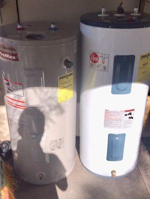 Electric water heaters (40 Gals.) for Sale in Phoenix, AZ