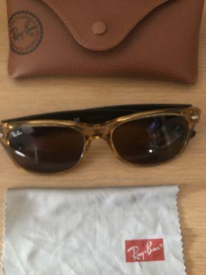 New Wayfarer Ray-Ban Sunglasses for Sale in Blauvelt, NY