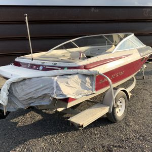 1998 maxum open bow fish/crusier for Sale in Sherwood, OR