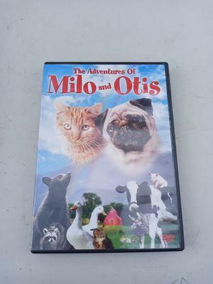 The Adventures of Milo & Otis Movie for Sale in La Habra, CA