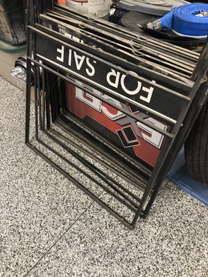 11-24 x 36 Sign Holders for Sale in Rochester, MN