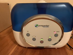 Pureguardian humidifier for Sale in Seattle, WA
