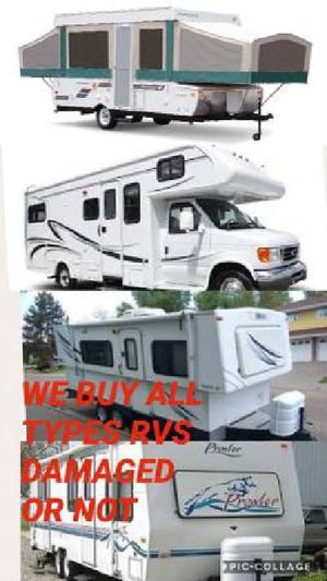 Sell me your trailer / campervan or rv (all bay area) for Sale in San Francisco, CA