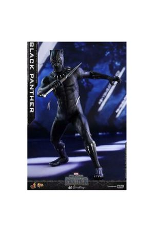 Hot Toys Black Panther Collectible Printed Art for Sale in Winchester, CA