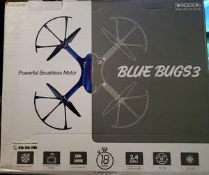 Bug 3 drone 14+ age group flips spins flys fast really cool brand new for Sale in Phillips Ranch, CA