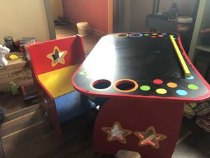 Kids art table for Sale in Pittsburgh, PA