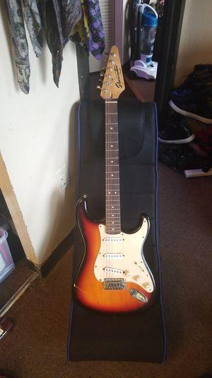 Fender electic guitar for Sale in Nashville, TN