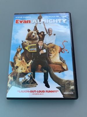Evan Almighty on DVD for Sale in Houston, TX