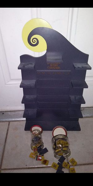 Nightmare Before Christmas Calendar -$60 FIRM for Sale in Pompano Beach, FL