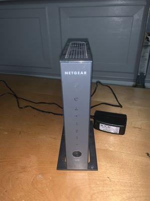 Netgear wireless WiFi router for Sale in Perris, CA