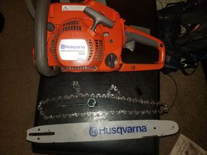 Husqvarna 120 Mark II chainsaw for Sale in Monroe, NC