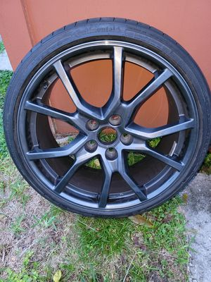 Honda Civic Type R Rims and Tires Powder Coated FK8 for Sale in Miami, FL