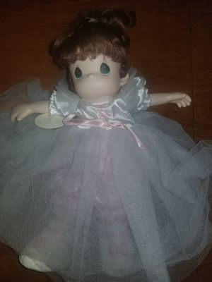 Precious Moments Ballerina Doll for Sale in Florissant, MO