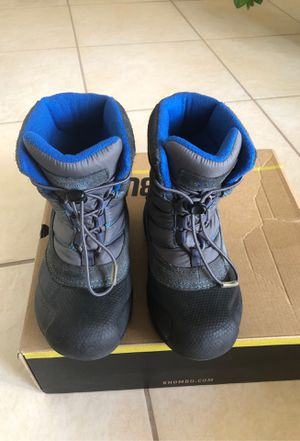 Columbia snow boots US 1 UK 13.5 for Sale in Pembroke Pines, FL