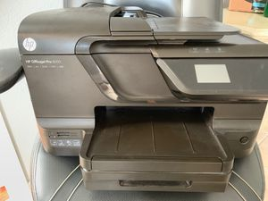 HP officejet pro printer, fax, scanner, copy, etc for Sale in DW GDNS, TX