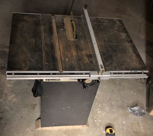 """9"""" Rockwell table saw for Sale in Costa Mesa, CA"""