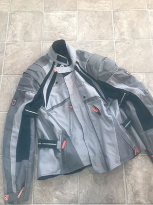 Frank Thomas adventure dual sport motorcycle jacket for Sale in Huntington Beach, CA