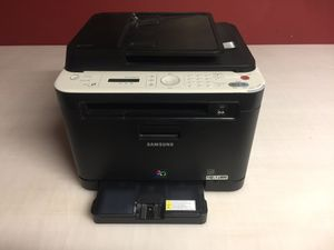 Samsung Color Printer, Copier, Scanner anf FAX All-In-One CLX-3185FW for Sale in Evesham Township, NJ