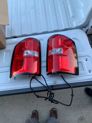 2017 GMC Sierra oem taillights for Sale in South San Francisco, CA