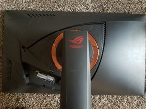Republic of gamer computer monitor for Sale in Menifee, CA