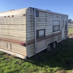 Restoration Trailer Camper - Sun Chaser for Sale in Fairfield,  CA