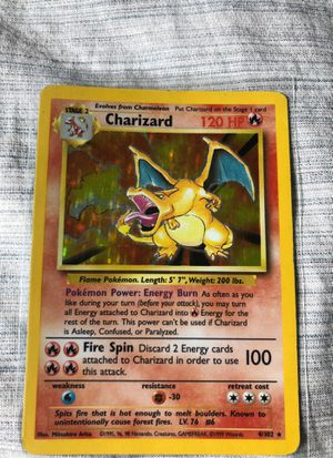 Charizard - Pokemon Cards for Sale in Quincy, MA