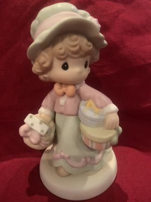 Precious Moments 737550 Christmas figurine for Sale in Punta Gorda, FL