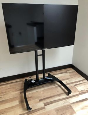 "Kanto Mobile Rolling TV Stand/Mount MTM65 Fits up to 65"" for Sale in Bothell, WA"