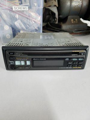 Alpine radio cd player for Sale in Chula Vista, CA