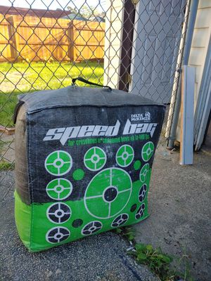 Speed bag for target practice for Sale in Oak Lawn, IL