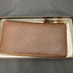 Gucci Tassel Wallet Diamante Soft for Sale in Santa Ana, CA