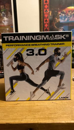 Training Mask Performance Breathing Trainer 3.0 for Sale in New Orleans, LA