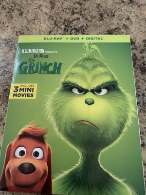 The Grinch 2 set dvd new for Sale in Santa Fe, NM