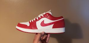"Jordan 1 Low ""Gym Red"" for Sale in Brea, CA"
