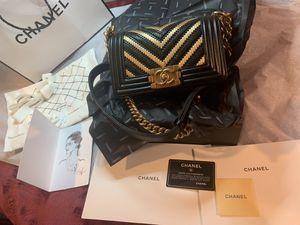 Chanel boy bag small for Sale in Cambridge, MA